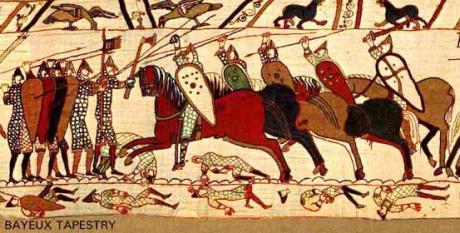 Bayouxtapeten - slaget vid Hastings
