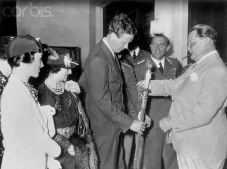 Lindbergh-goering