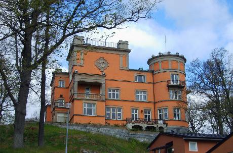 Mittag-Leffler-institutet.