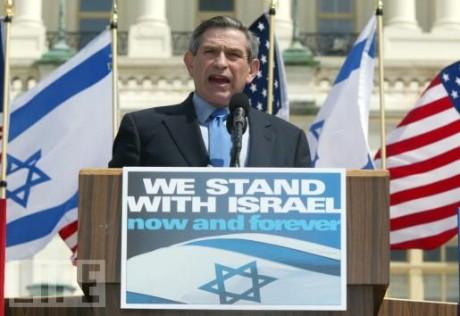 Paul Wolfowitz - en av regissörerna till kriget i Irak.