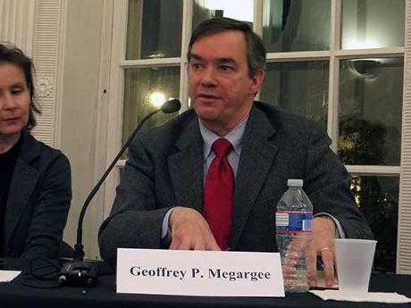"""Geoffrey Megargee menar att """"förintelsen"""" kan ha varit större än vad som tidigare påståtts."""