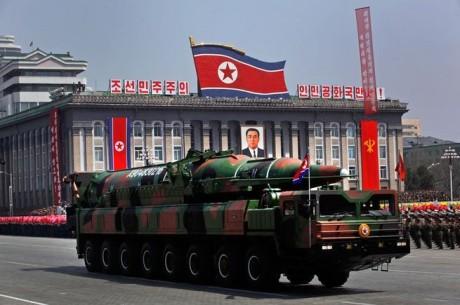 Nordkorea startar produktion av plutonium
