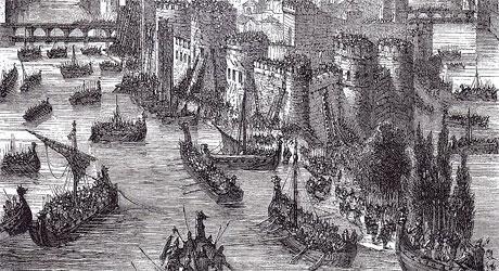 Ragnar Lodbrok erövrar Paris