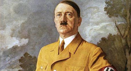 Adolf Hitler-löpsedel