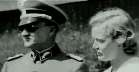 Karl-Otto och Ilse Koch.
