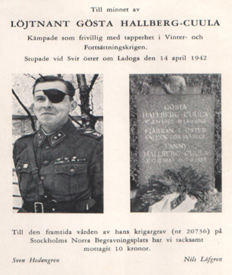obituary svenska