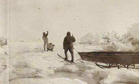 Nansen och Johansen.