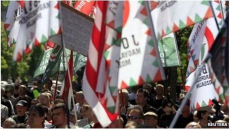 Jobbik demo