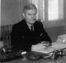 "Jonas Lie under den tid han skrev kriminalromaner som ""Max Mauser""."