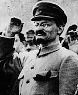 Lev Trotskij.