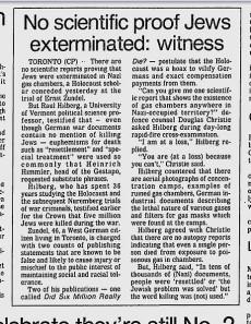 The Montreal Gazette den 18 januari 1985