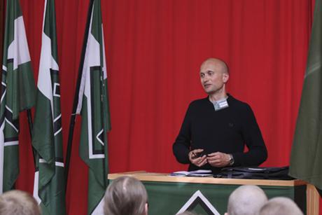 Otto Rutanen berättar om Lapporörelsen