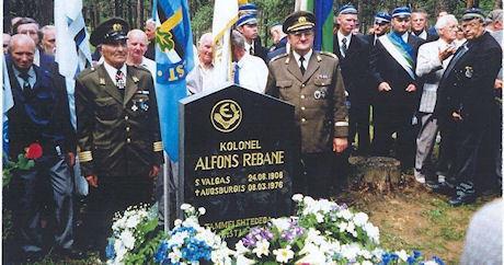 Rebane-begravning
