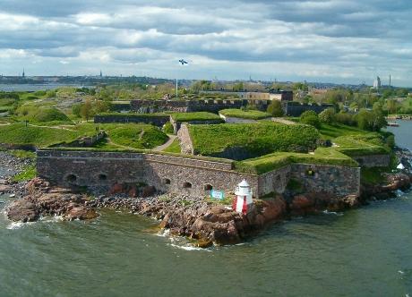 Sveaborgs fästning gavs upp utan strid 1808, vilket gjorde finnarna till ryska undersåtar.