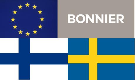 Sverige och Finland: Likheterna är fler än skillnaderna och maktförhållandena är likartade, däribland EU-medlemskap och ägarförhållande i massmedia.