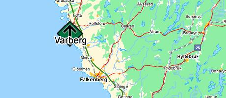 varbergkarta