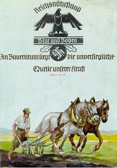 Vykort från Tredje riket.