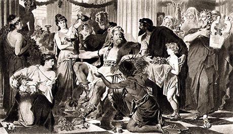 Alarik i Aten.