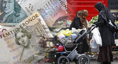 invandrarkvinnor bidrag