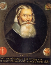 Johannes Bureus.
