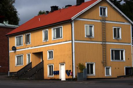 Asylboendet i Landsbro blev inget nollproblemsprojekt.