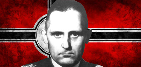 "Political Disinformation And How It >> Müller, Heinrich ""Gestapo Müller"" - WW2 Gravestone"