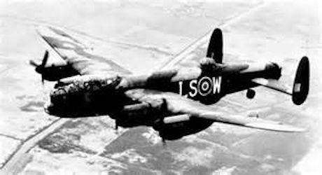 Avro Lancaster, Churchills favoritvapen mot civila tyskar