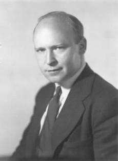Carl-Gustaf Rossby.