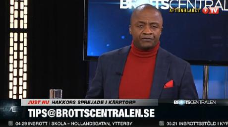"""Aftonbladet är några av de som mobiliserat vänsterextremister till dagens """"anti-rasistiska"""" demonstration."""