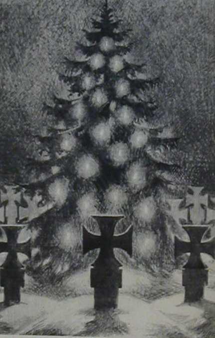 Från boken Tysk krigsjul 1944.