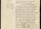Utkast på talet, daterat till 25 augusti, 1939. Klicka för förstoring.