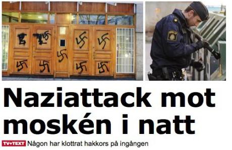 Nazistattack