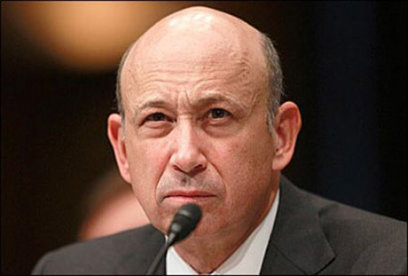 Lloyd Blankfein. Goldman Sachs grundades 1869 av en judisk invandrare från Tyskland vid namn Marcus Goldman tillsammans med sin svärson Samuel Sachs.