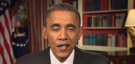 Obama knyter band med islam