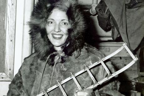 Caroline Mikkelsen.