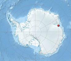 Caroline Mikkelsen-fjellet (Antarktis).