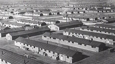 Läger i Amache, Colorado