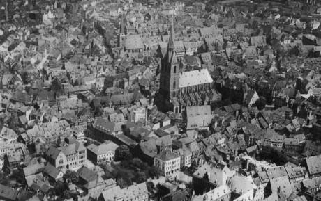 Hildesheim på 30-talet