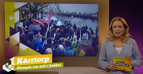 Klicka på bilden för att se nyhetsinslaget på SVT:s hemsida.