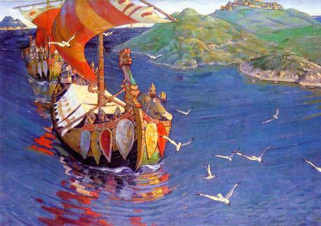 Rurik eller Rjurik, född omkring 800, död omkring 879, var enligt den kievska Nestorskrönikan en varjag (nordman) och grundare av Kievriket.