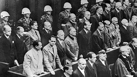 Nuremberg-Defendants-Hear-Their-Sentences