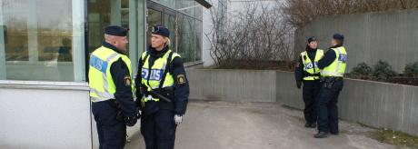 Polis kärrtorp rättegång