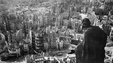 Dresden - ett resultat av Lindemanns patologiska hat mot Tyskland.