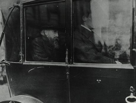 Kurt Eisner i november 1918.