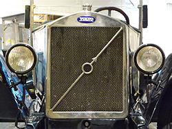 Helmer MasOlles Volvo-emblem.