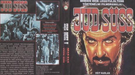 Filmens omslag på ungerska.