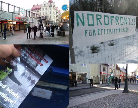 Organisationens medlemmar visar sig på gatan i hela Sverige, varje dag, året om.