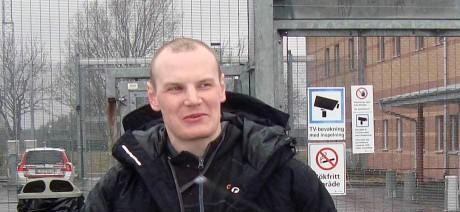 Emil Hagberg efter att åtalet mot Riazat lagts ner.