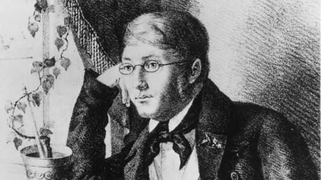 Henrik Wergeland.