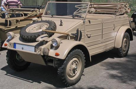 Volkswagen Kübelwagen.
